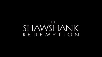 Shawshank Redemption logo