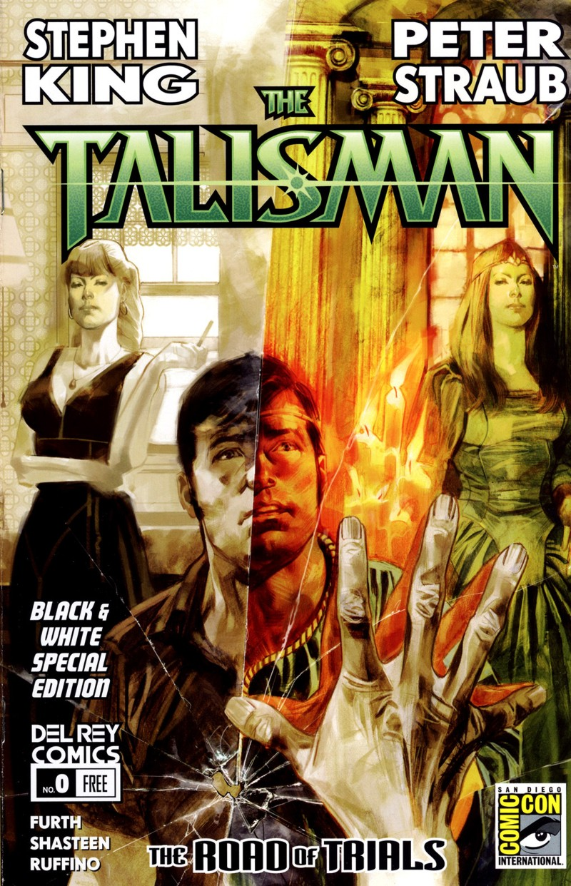 The Talisman - The Road of Trials 00 - SDCC