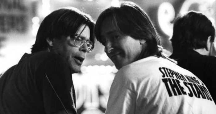 Mick Garris i Stephen King