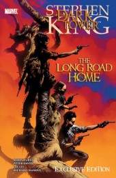 The Dark Tower – The Long Road Home – Barnes & Noble Variant