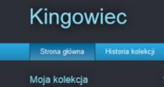 Kingowiec – kolekcja Manda