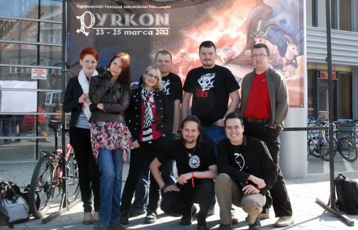 Pyrkon 2012 – 01