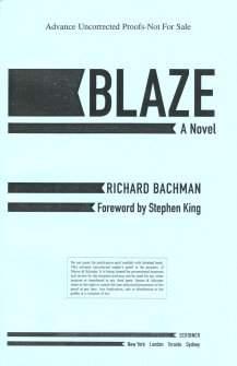 Blaze prebook