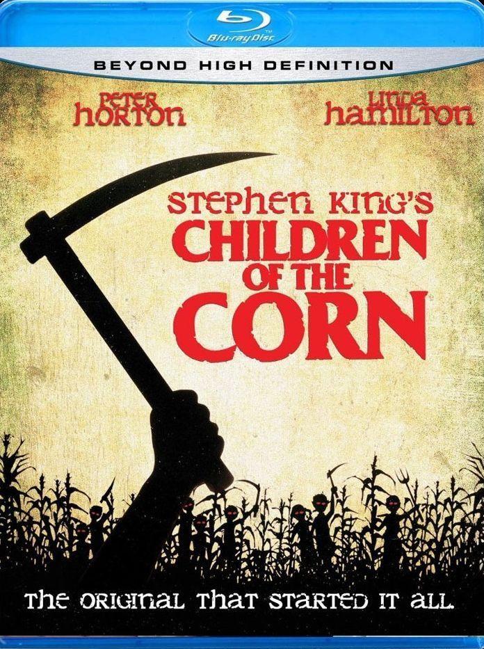 Children of the Corn Blu Ray