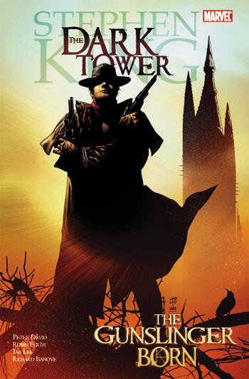 Dark Tower Gunslinger Born HC
