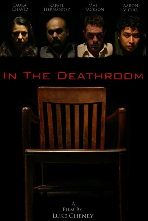 In the Deathroom plakat