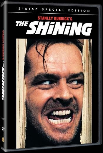 Lśnienie DVD specjalne wydanie
