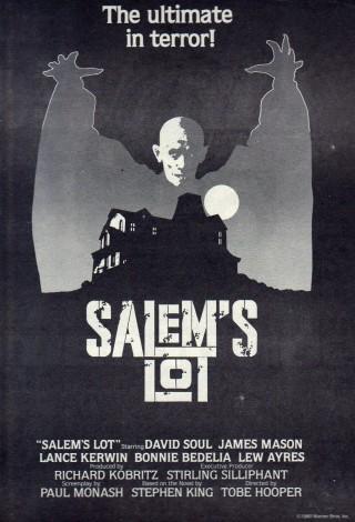 Miasteczko Salem (1979) – Plakat