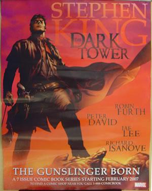 Mroczna Wieża plakat