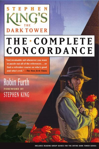 The Dark Tower The Complete Concordance