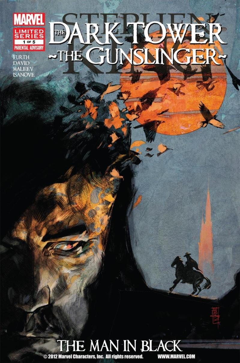 The Dark Tower The Gunslinger The Man in Black 01