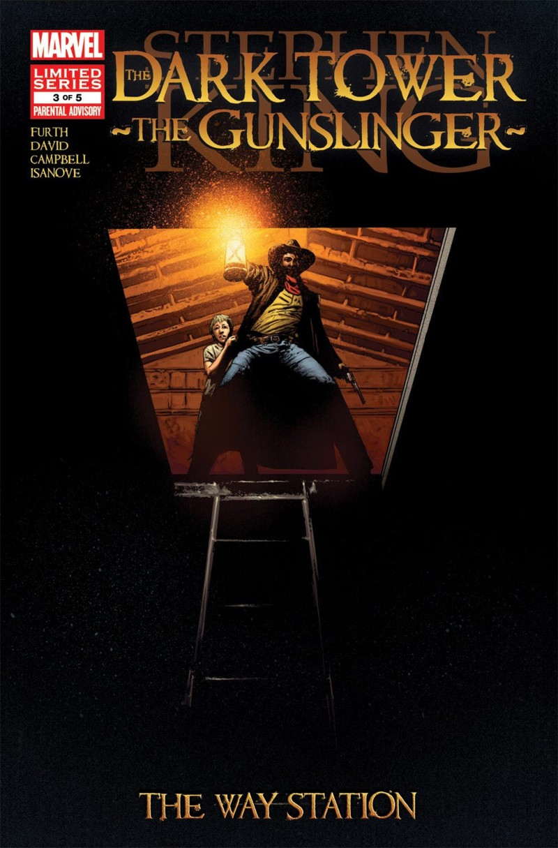 The Dark Tower The Gunslinger The Way Station 03