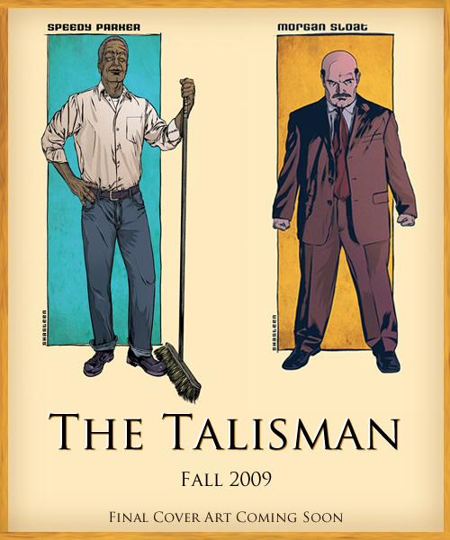The Talisman - projekt postaci