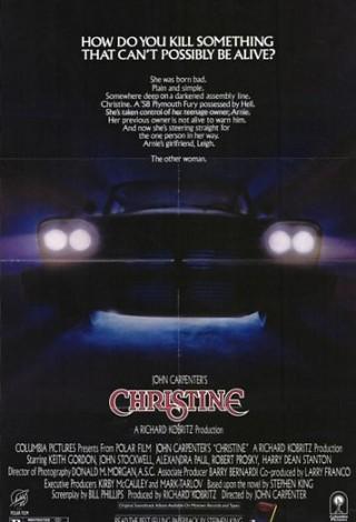 Christine (1983) – plakat