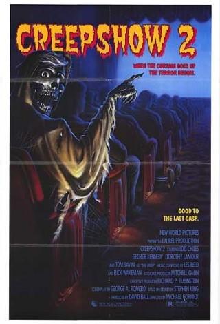 Creepshow 2 (1987) – plakat