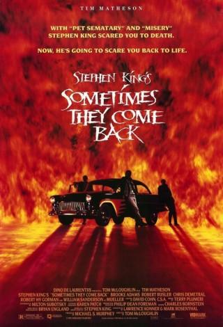 Czasami wracają (1991) – plakat