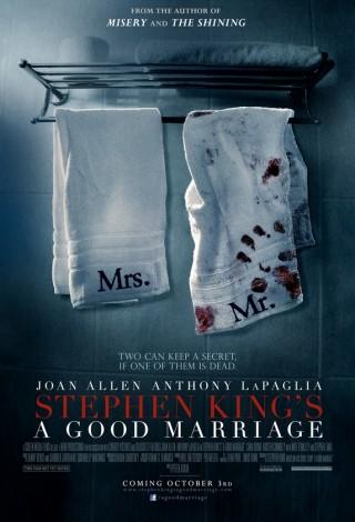 Dobre małżeństwo (2014) – plakat