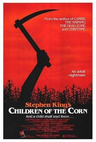 Dzieci kukurydzy (1984) – plakat