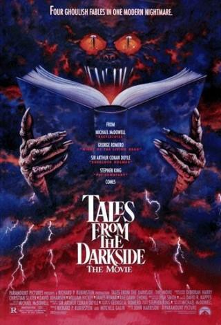 Opowieści z Ciemnej Strony (1990) – plakat