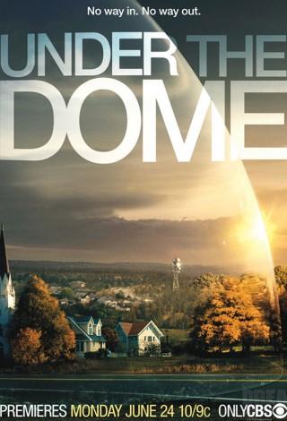 Pod kopułą – sezon 1 (2013) – plakat