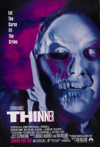 Przeklęty (1996) – plakat