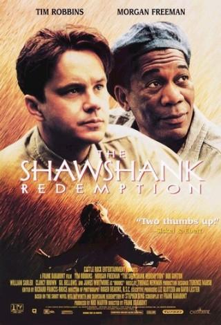 Skazani na Shawshank (1994) – plakat