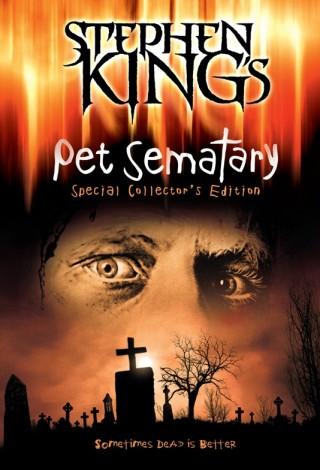 Smętarz dla zwierzaków (1989) – DVD