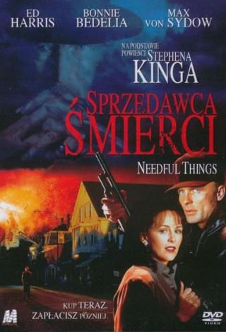 Sprzedawca śmierci (1993) – DVD