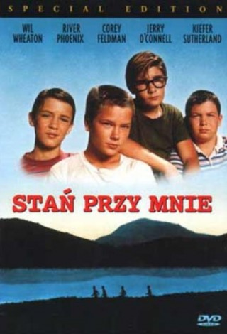 Stań przy mnie (1986) – DVD