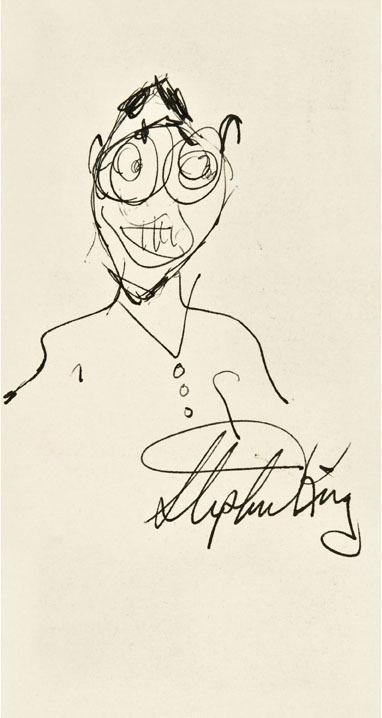Stephen King - autoportret
