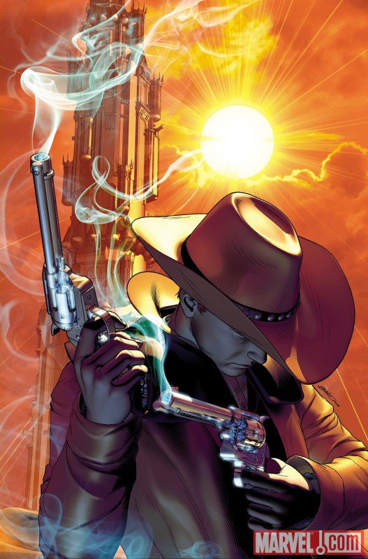 The Dark Tower The Battle Of Jericho Hill #1 wariant
