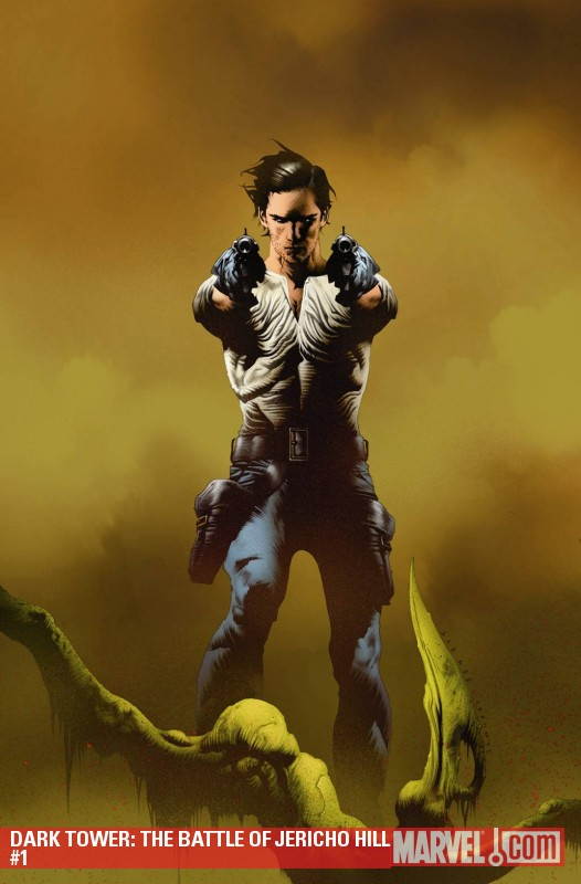 The Dark Tower The Battle of Jericho Hill #1