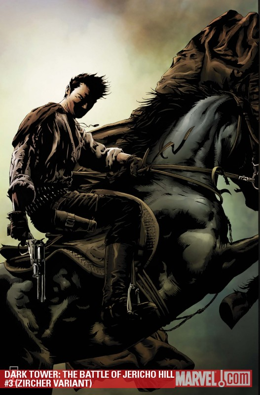 The Dark Tower The Battle of Jericho Hill #3 wariant
