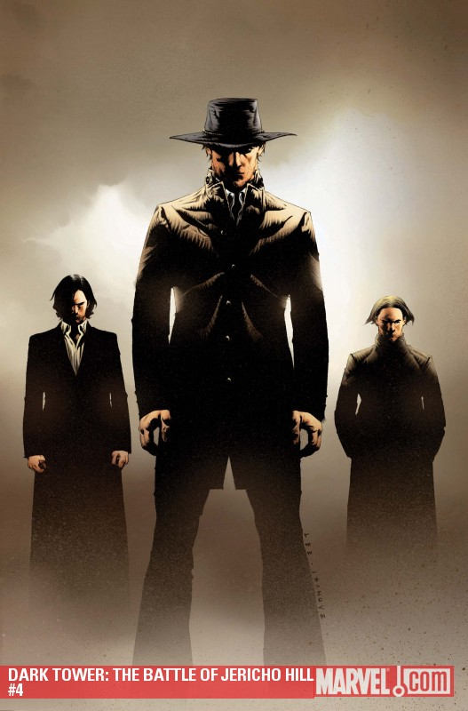 The Dark Tower The Battle of Jericho Hill #4