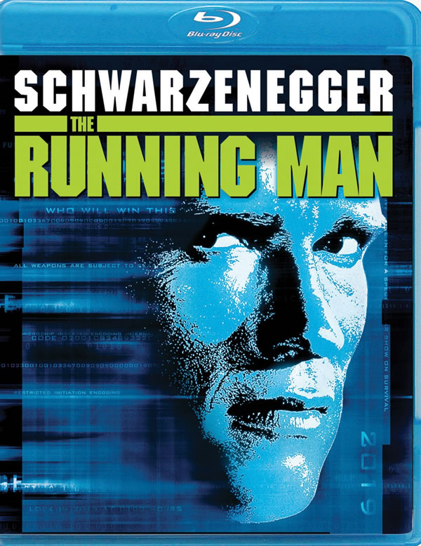 The Running Man - Blu ray
