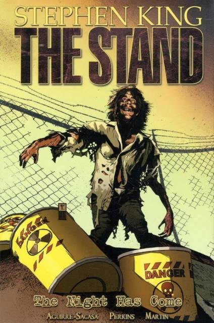 The Stand Vol 6 The Night Has Come