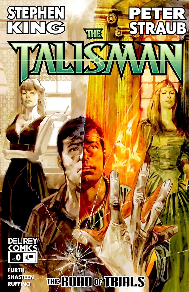 The Talisman - The Road of Trials 00