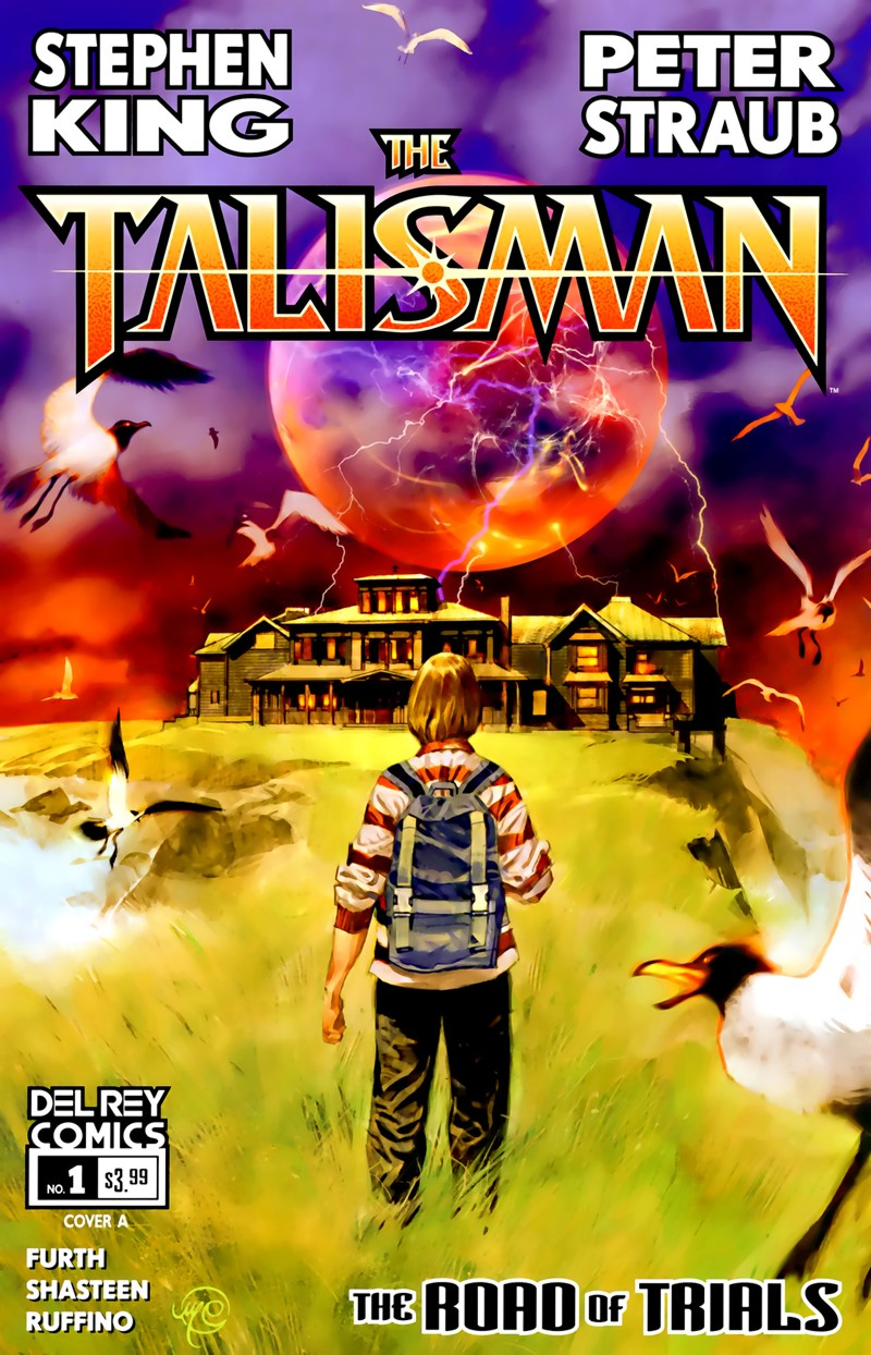 The Talisman - The Road of Trials 01