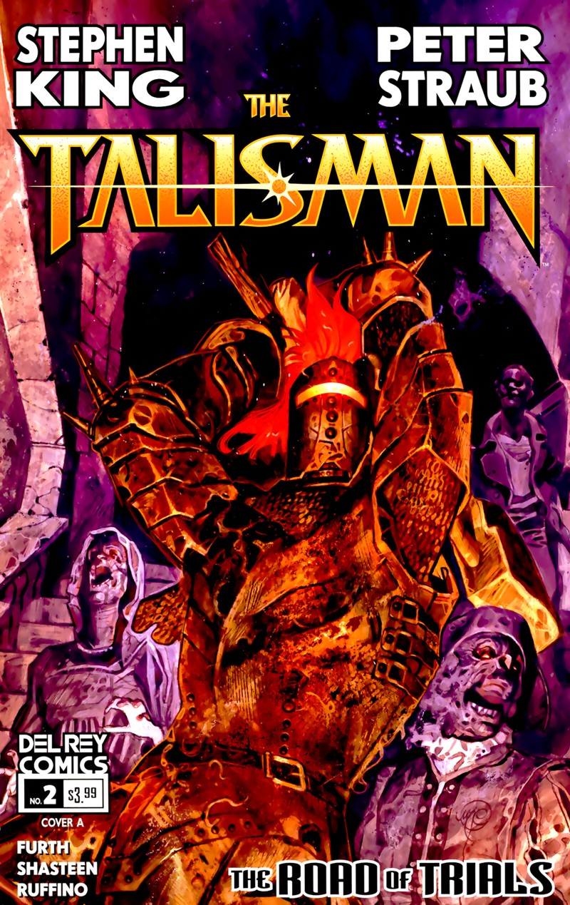 The Talisman - The Road of Trials 02