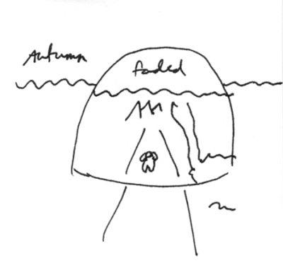 Under the Dome - rysunek koncepcyjny