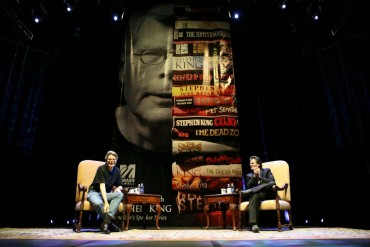 A Conversation with Stephen King 1