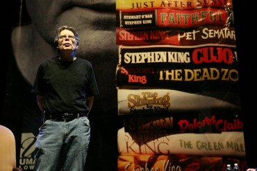 A Conversation with Stephen King 4