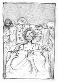 Bazar złych snów – szkic