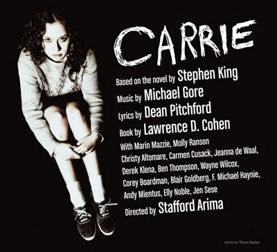 Carrie - musical