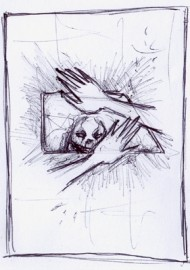 Cujo – szkic