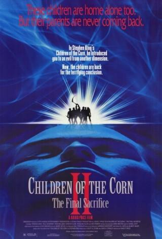 Dzieci kukurydzy 2 (1993) – plakat