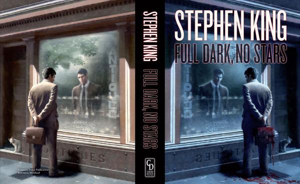 Full Dark No Stars - Traycased Oversized Hardcover Signed Limited Edition