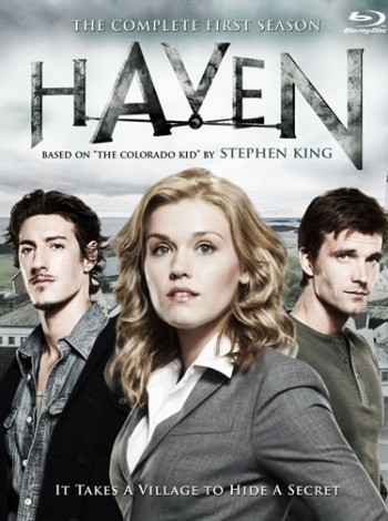Haven sezon 1 (2010) – DVD