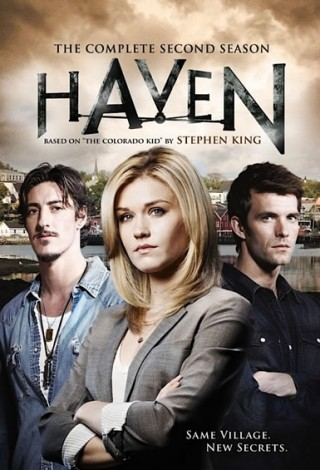 Haven sezon 2 (2011) – DVD