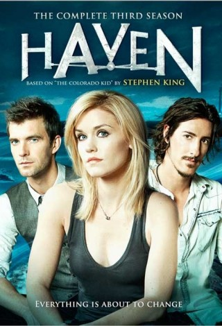 Haven sezon 3 (2012) – DVD
